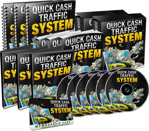 Product picture Quick Cash Traffic System